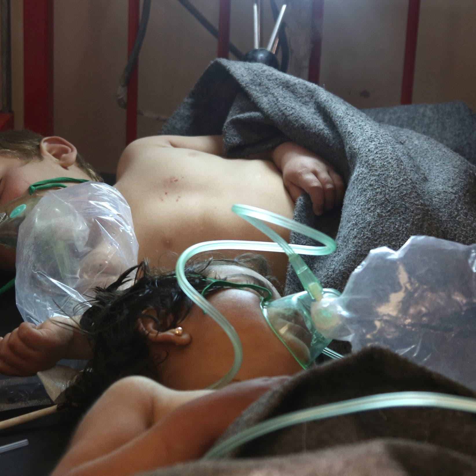 شكوى جنائية في السويد ضد نظام الأسد بسبب هجمات الكيمياوي