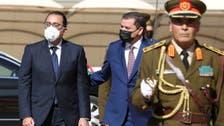 Egypt PM Mostafa Madbouli visits Libyan capital Tripoli as relations warm