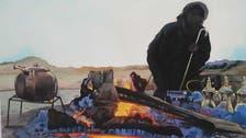 فنانة تشكيلية سعودية تجسد الوطن بلوحات فريدة