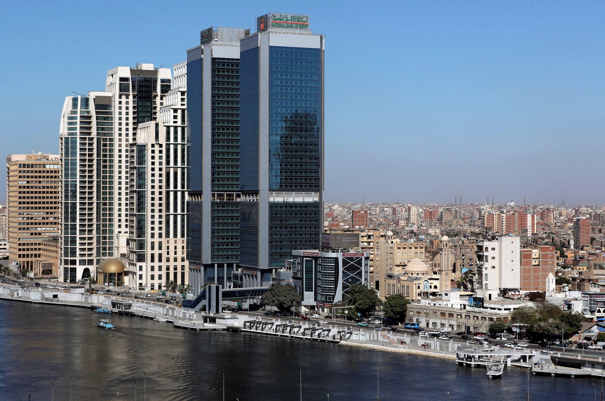 من القاهرة (رويترز)