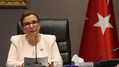 تركيا.. شبح فساد بصفقة معقمات يطال وزيرة بحكومة أردوغان