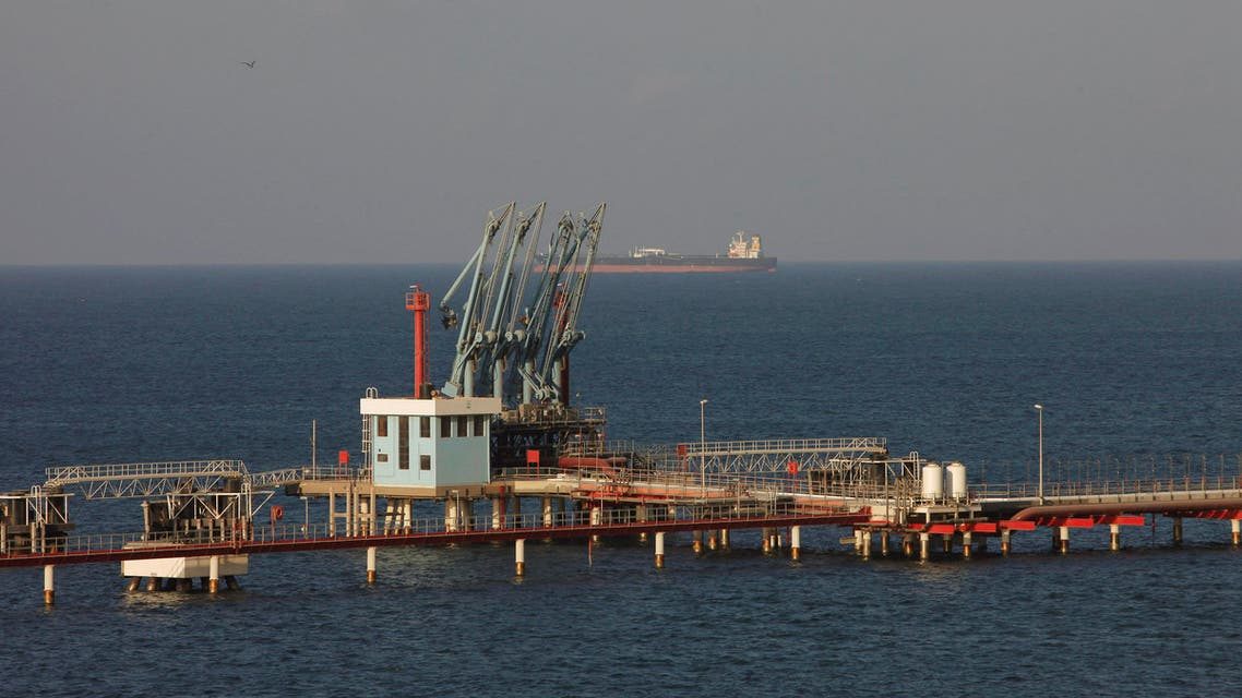 A general view of Libya's Hariga port in Tobruk, east of Benghazi June 28, 2014. Libya's acting Prime Minister Abdullah al-Thinni said the government had reached a deal with Ibrahim Jathran, a rebel leader controlling oil ports to hand over the last two terminals of Ras Lanuf and Es Sider and end a blockade that crippled the OPEC nation's petroleum industry. Thinni said the ports had been reclaimed after an agreement with Jathran, whose fighters had seized the terminals almost a year ago to demand more regional autonomy. Jathran's rebels and their allies, who were all former state oil protection guards before their mutiny, had agreed in April to reopen the two smaller ports, Zueitina and Hariga, and then gradually free up Es Sider and Ras Lanuf. Picture taken June 28, 2014. To match LIBYA-OIL/ REUTERS/Stringer (LIBYA - Tags: CIVIL UNREST POLITICS ENERGY BUSINESS)