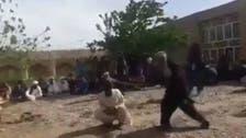 ویدیو؛ طالبان سه جوان را به اتهام «روزه خوری» در هرات شلاق زدند