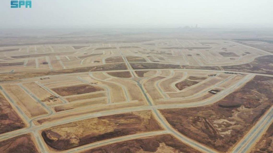 أراضي سكنية في منطقة القصيم