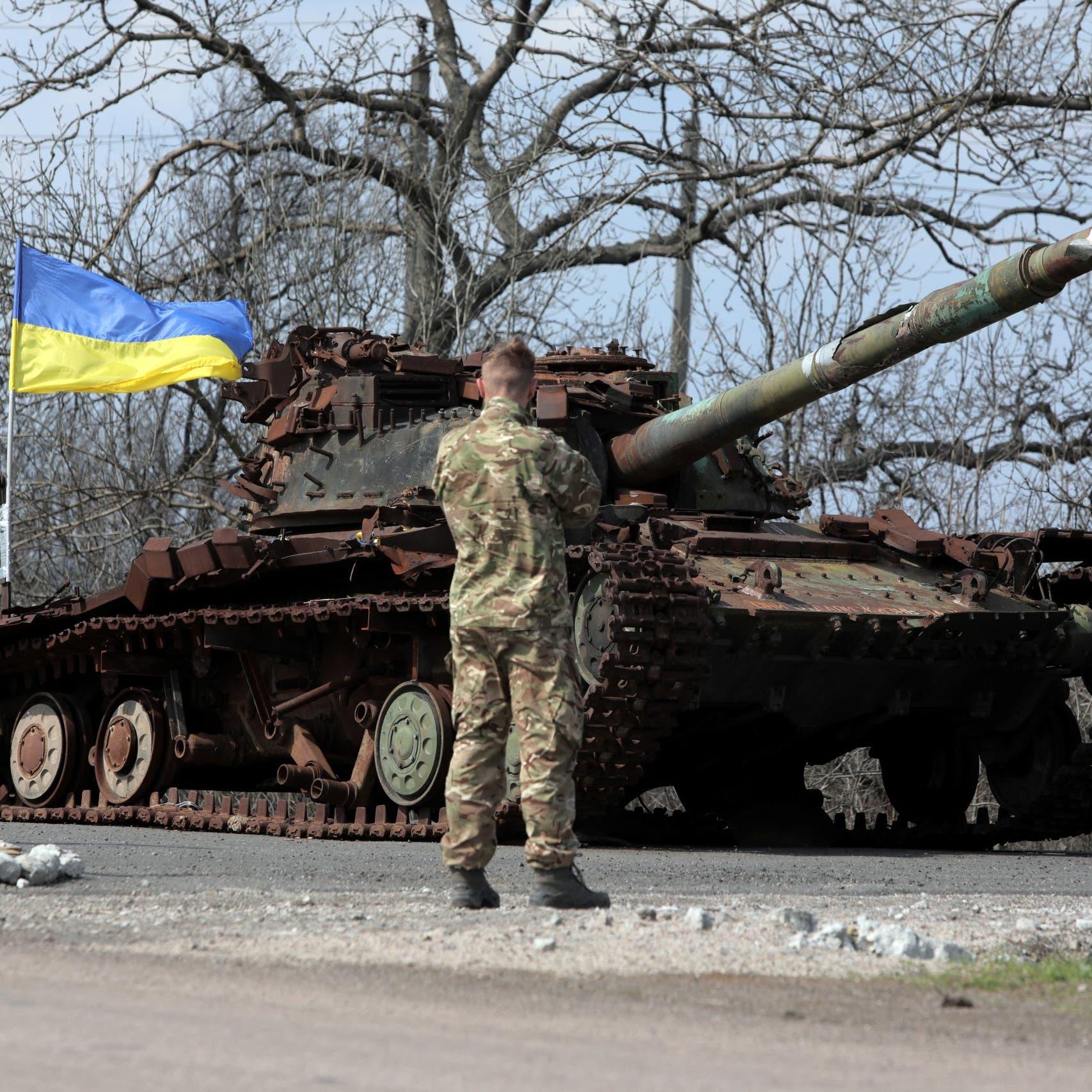 وسط توترات مع روسيا.. أوكرانيا تستدعي قوات الاحتياط