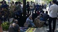 تجمعات گسترده مالباختگان بورس؛ جو امنیتی و شعارهایی علیه خامنهای و روحانی