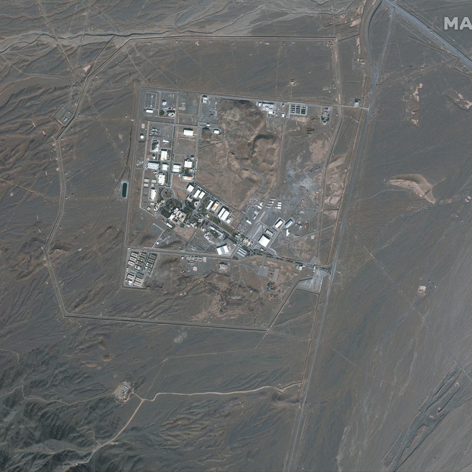 بالصور وبالذكاء الصناعي هكذا يتم تعقب برنامج إيران النووي