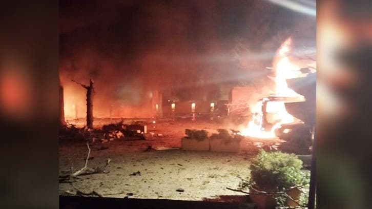 کوئٹہ میں سیرینا ہوٹل کی پارکنگ میں دھماکا، پانچ افراد جاں بحق ،12 زخمی
