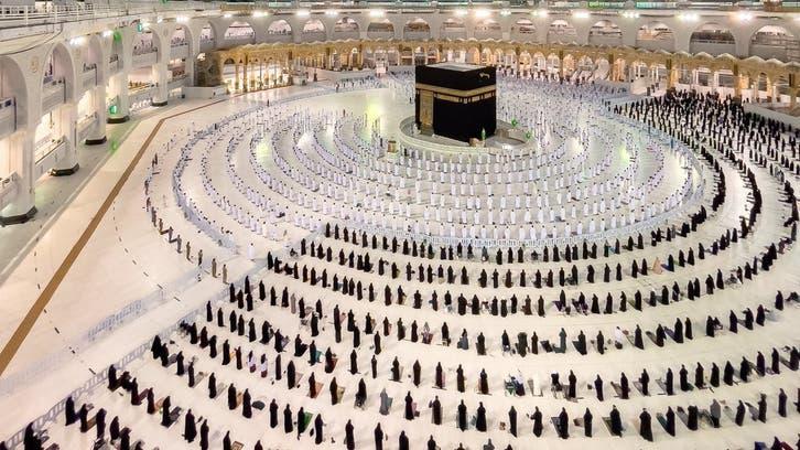 غیر مجاز طریقے سے مسجد حرام میں داخل ہونے کی کوشش کے 87 واقعات