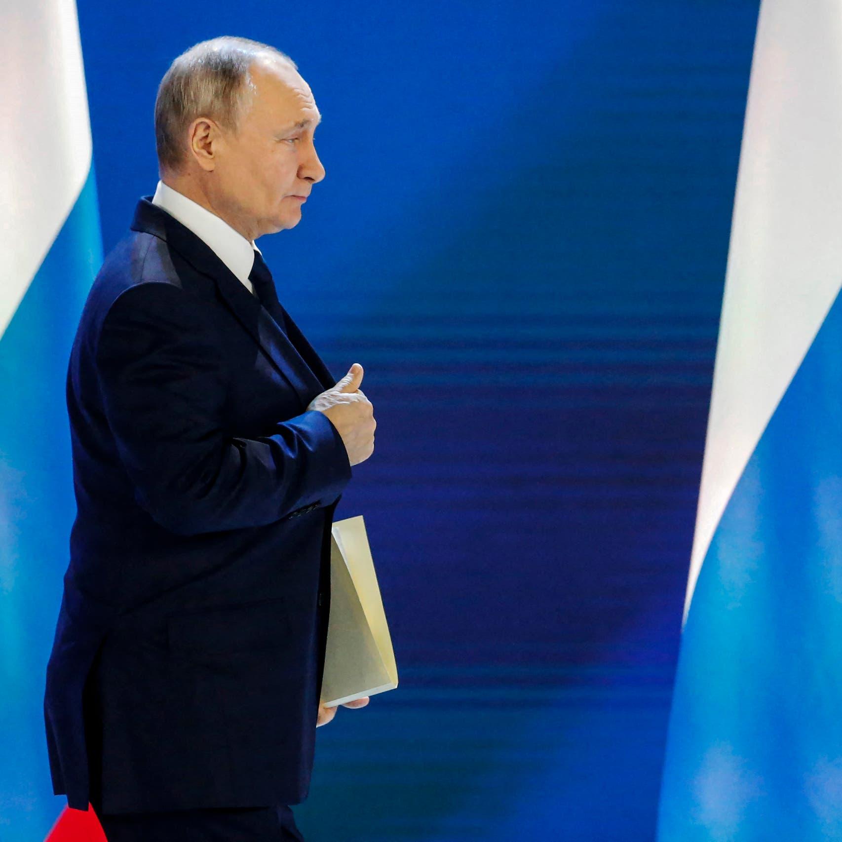 بوتين: الاقتصاد الروسي قريب من العودة إلى ما كان عليه قبل الجائحة