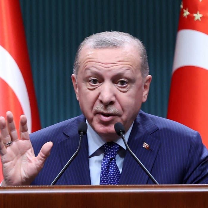 President Erdogan says Turkey could target Kurdish refugee camp deep inside Iraq