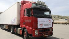 First batch of UN-secured coronavirus vaccines lands in opposition-held Syria