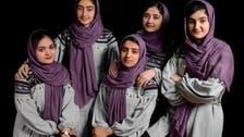 دختران رباتساز افغان در فهرست 30 دانشمند و مخترع آسیا قرار گرفتند