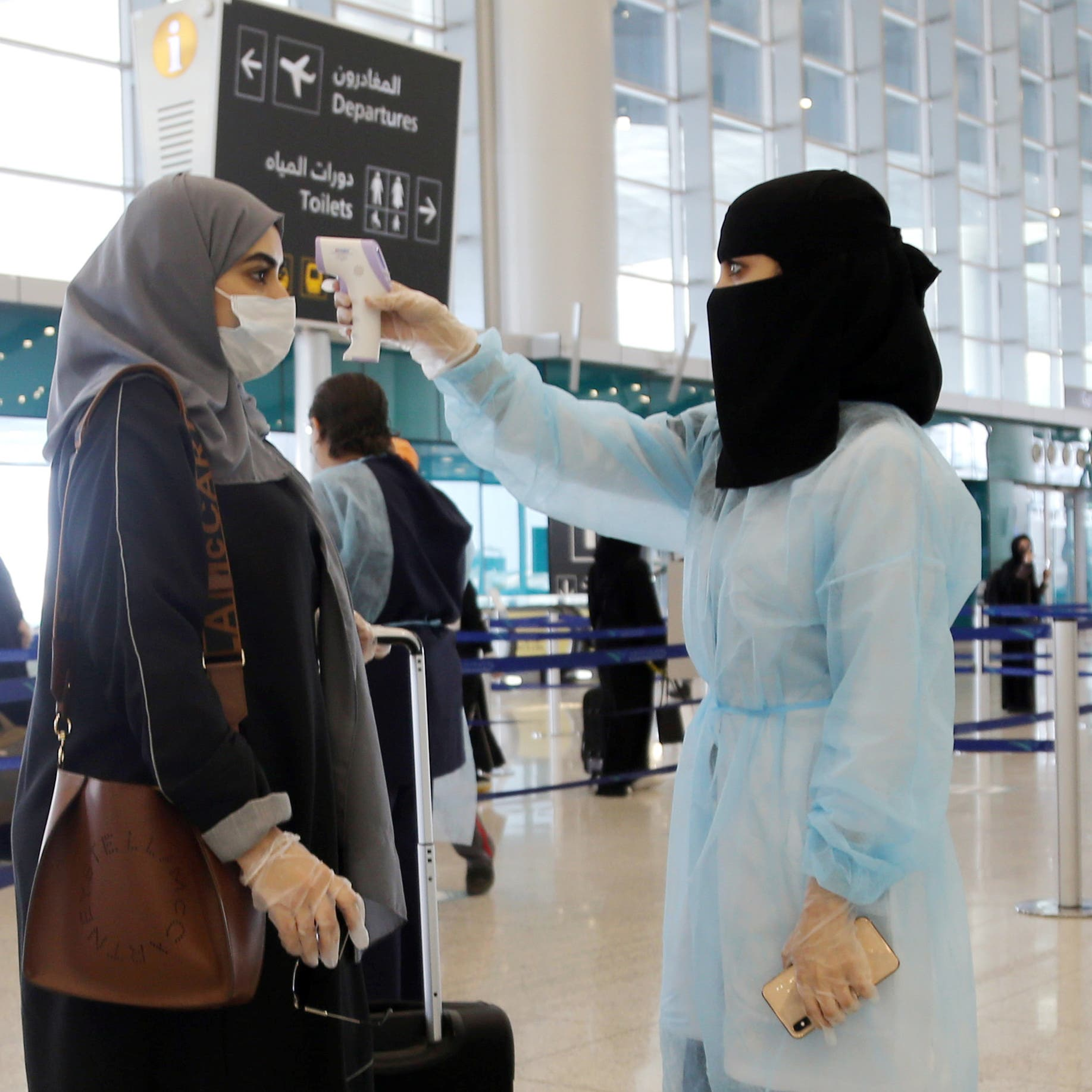 Saudi Arabia lifts COVID-19 travel ban to, from UAE, South Africa starting Sept. 8