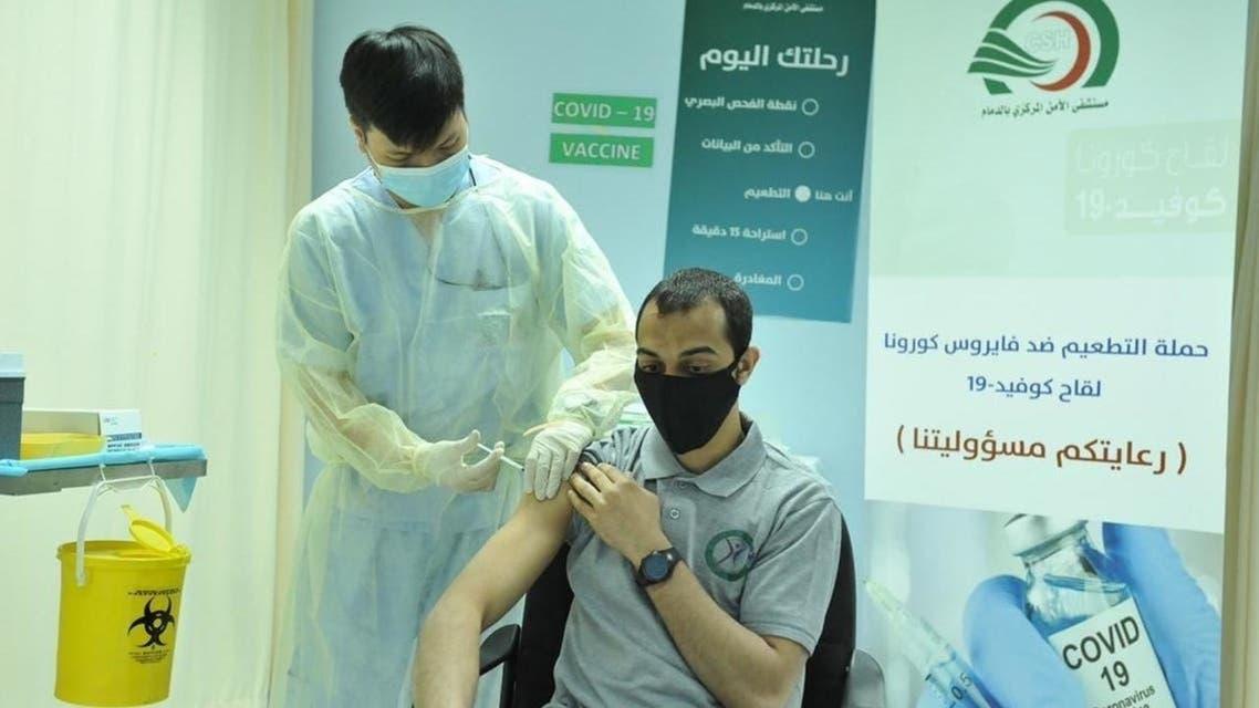 Saudi prisons coronavirus