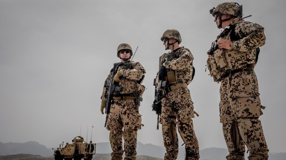 نیروهای آلمان در افغانستان