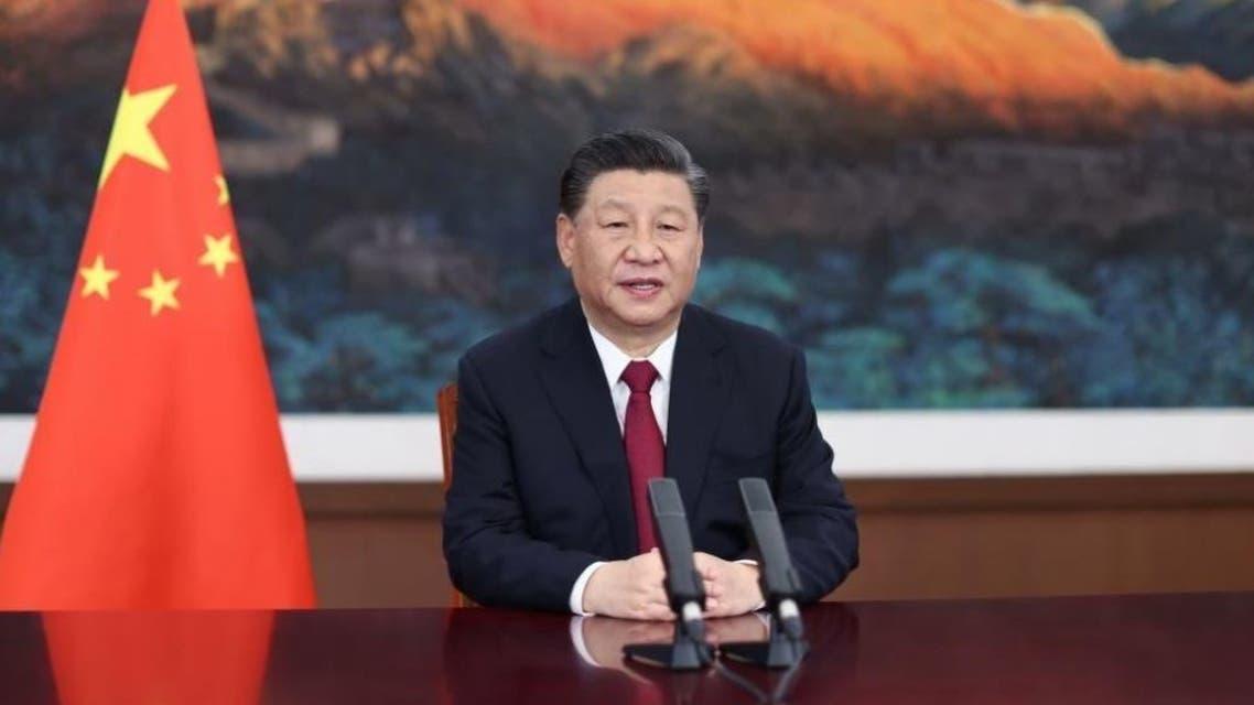 الرئيس الصيني مناسبة