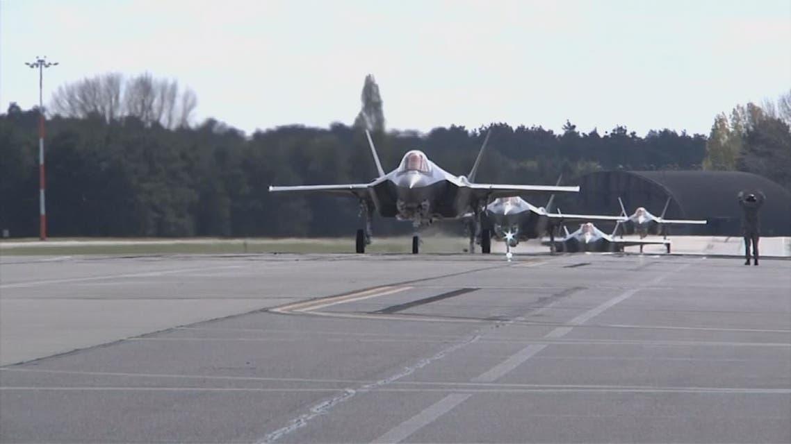 جنگنده های اف 35