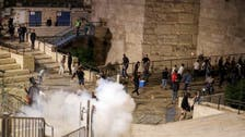 Clashes mark Ramadan nights in Jerusalem as Israeli police and Palestinians face off