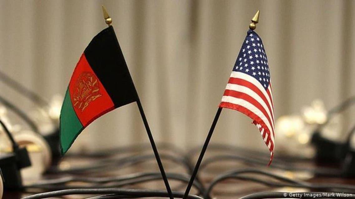 آمریکا و افغانستان
