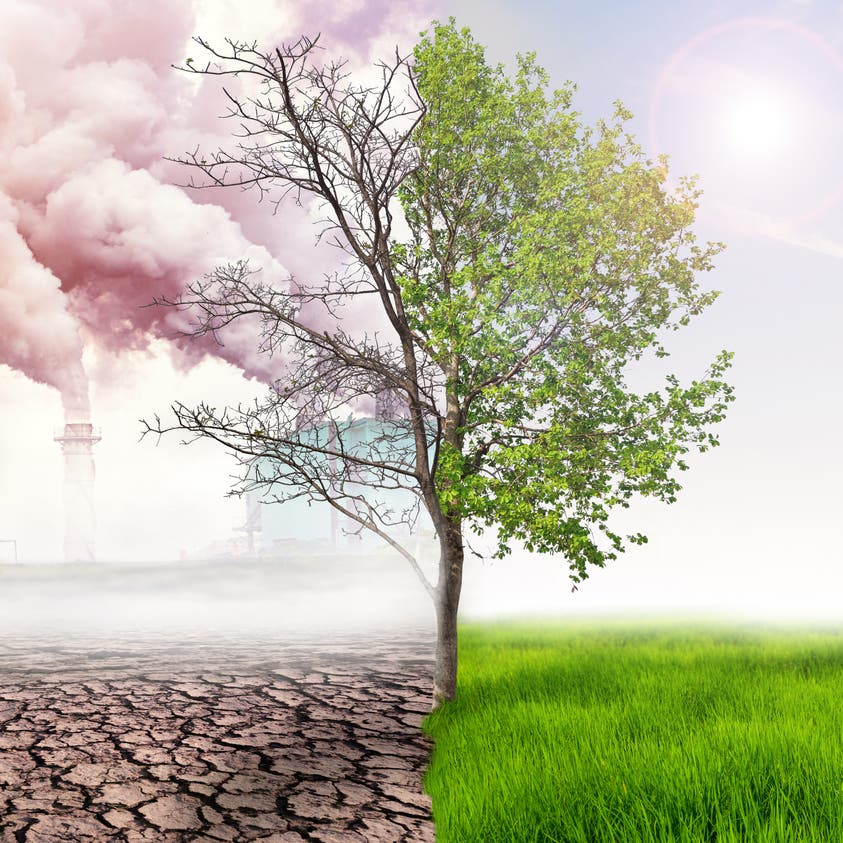 كيف نعرف أن تغير المناخ يحدث بالفعل؟