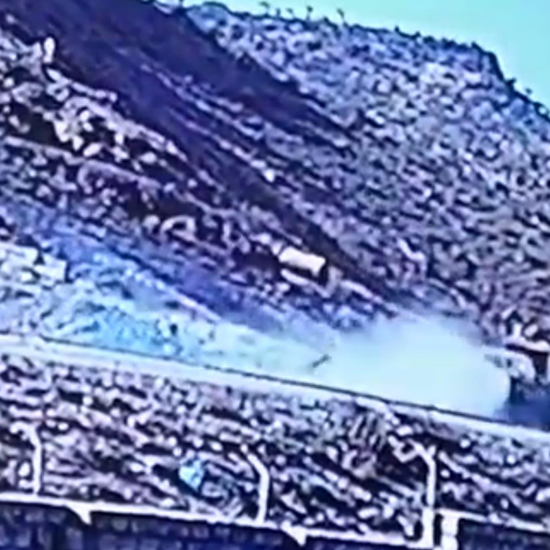 فيديو مرعب.. طقم حوثي يدهس طفلين في تعز