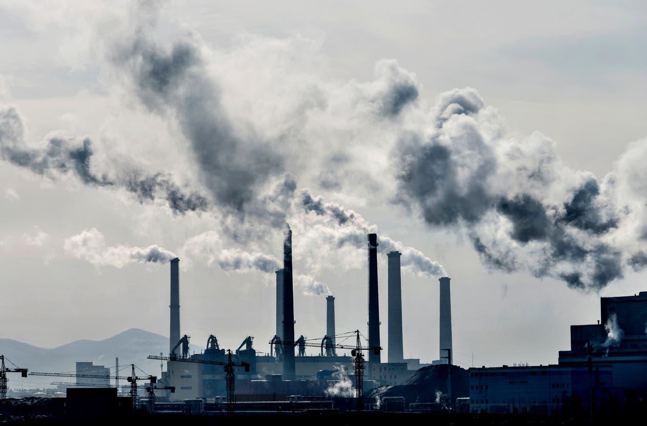 انبعاثات غازات دفيئة