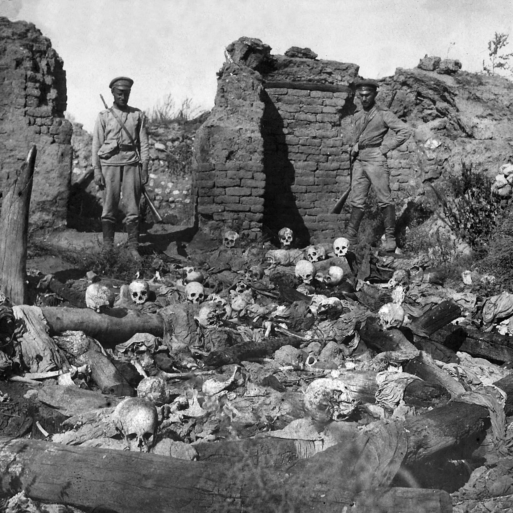 Biden declares 1915 Armenian genocide. What happened in 1915?