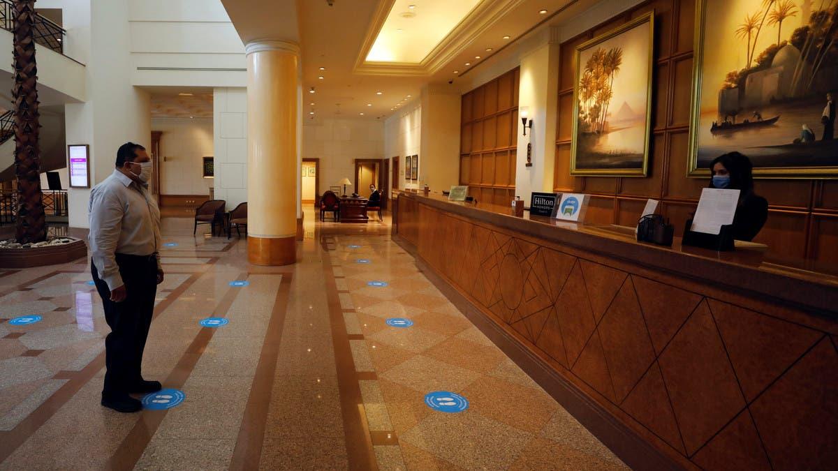 فنادق مصر تعمل بكامل طاقتها للمرة الأولى منذ بداية كورونا thumbnail