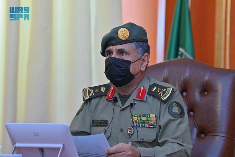 مدير عام الجوازات الفريق سليمان بن عبدالعزيز اليحيى