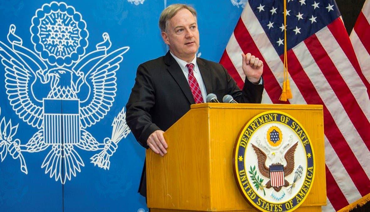السفير الأميركي لدى اليمن كريستوفر هينزل