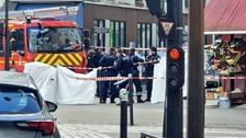 حمله با چاقودر نزدیکی پاریس؛ یک پلیس زن و عامل حمله کشته شدند