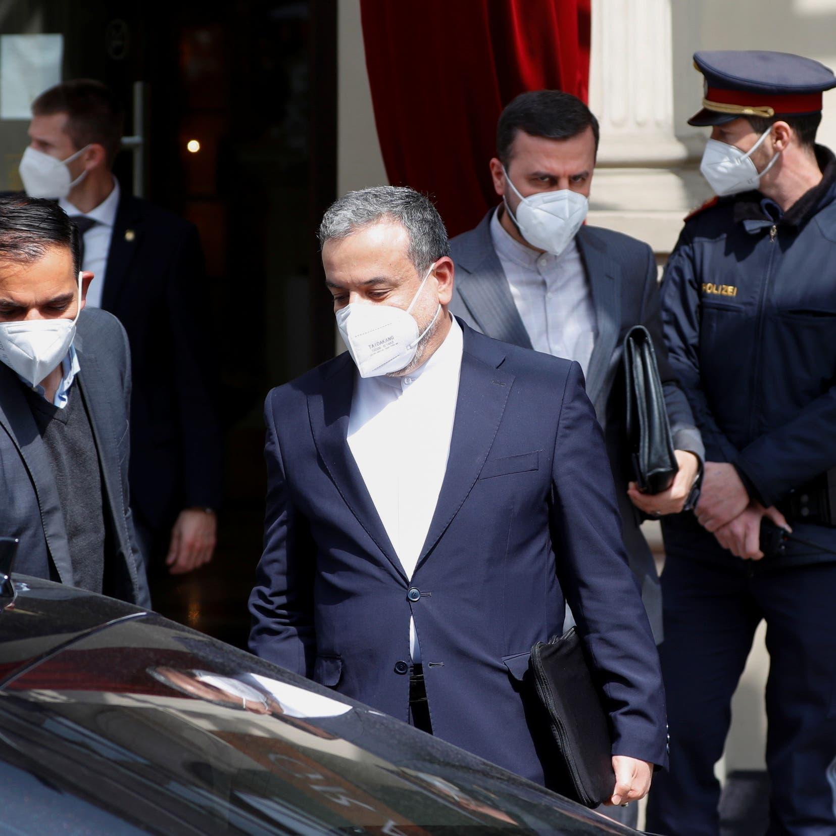 طهران: بعض مواقف الوفد الأميركي في فيينا غير مقبولة