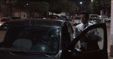الفنان إياد نصار في دور الضابط محمد مبروك في مسلسل الاختيار 2
