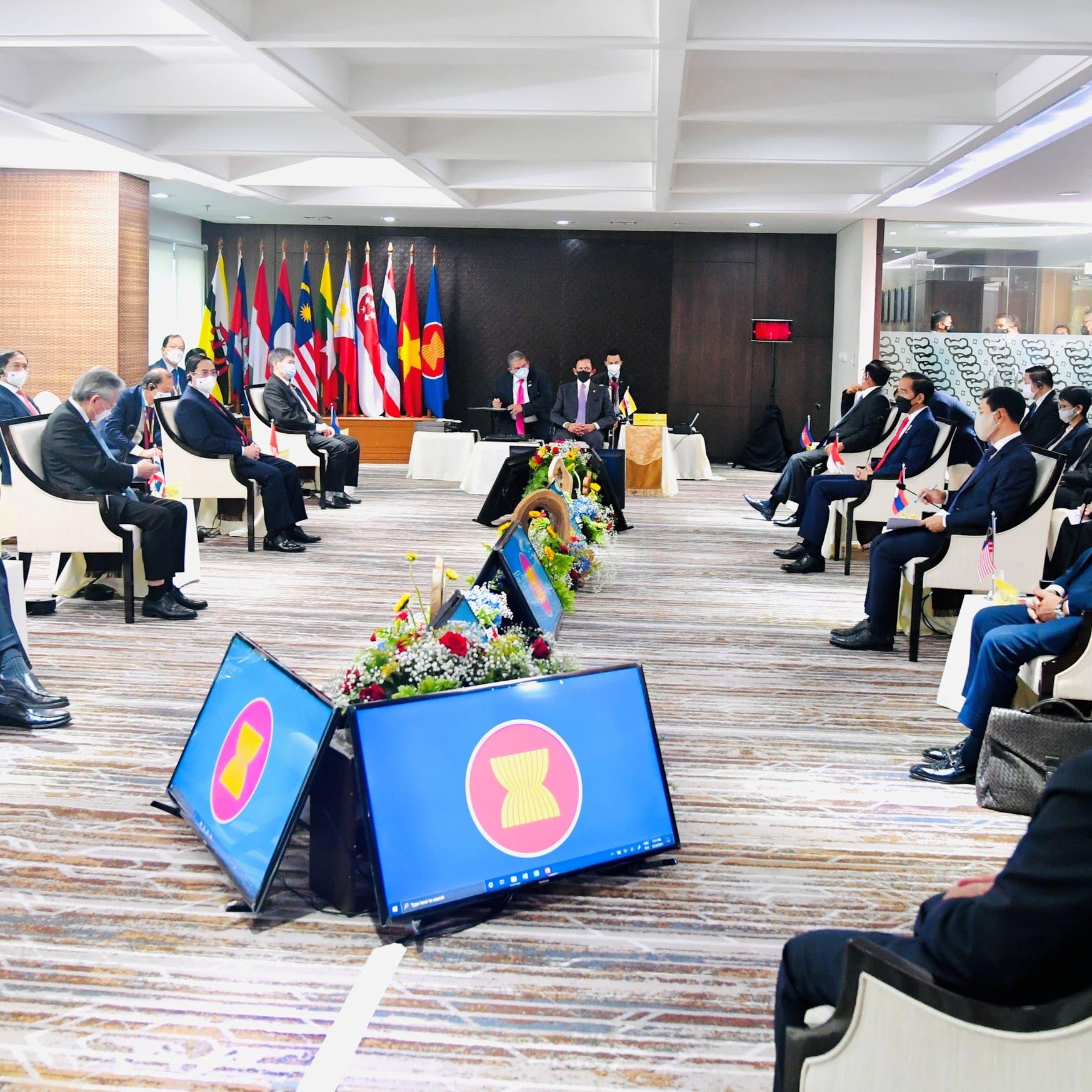 """قمة لقادة """"آسيان"""" لمناقشة أزمة ميانمار.. يحضرها زعيم الانقلاب"""