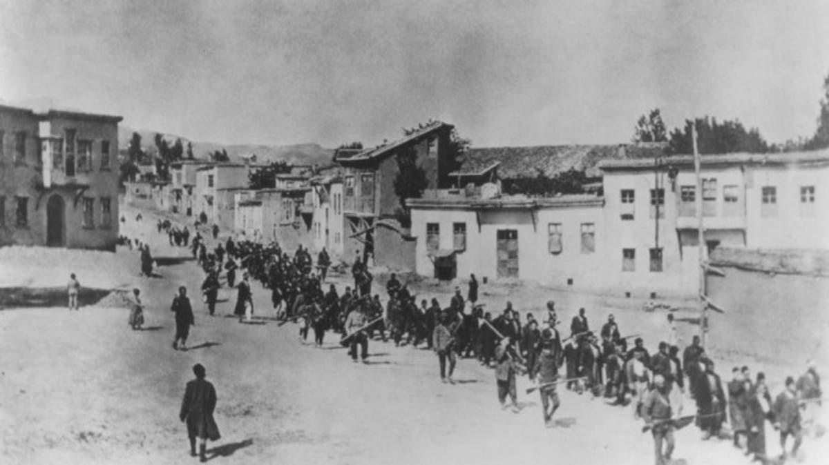 باعتقال المثقفين.. اندلعت إبادة الأرمن وقتل 1.5 مليون أرمني