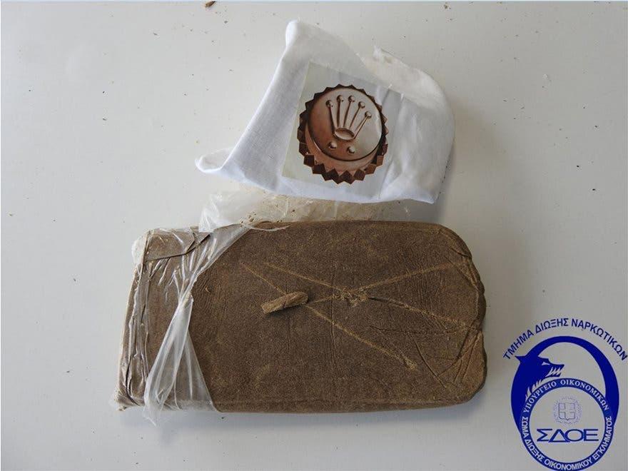 اليونان تضبط 4 أطنان من المخدرات متجهة من لبنان لسلوفاكيا