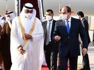 الإمارات ومصر تنسقان جهودهما لحماية أمن المنطقة