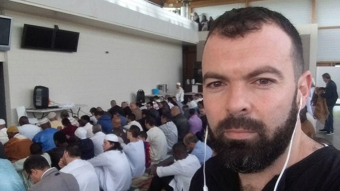 المهاجم التونسي جمال قرشان