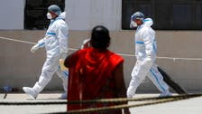 COVID-19 'swallowing' people in India, crematoriums overwhelmed