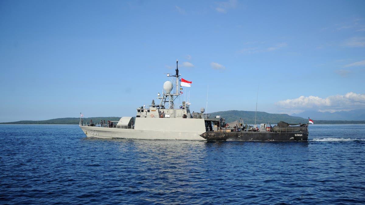 العثور على الغواصة الإندونيسية مشطورة.. و53 قتيلاً