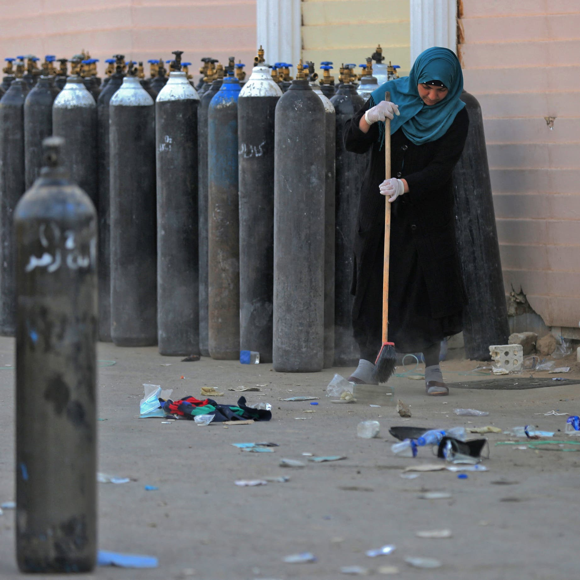 82 killed in Baghdad COVID-19 hospital fire: Iraqi interior ministry