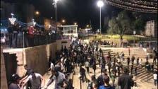 اسرائیل نے باب العامود صحن کو زائرین کے لیے کھول دیا