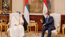 UAE, Egypt leaders discuss latest regional developments during official Cairo visit