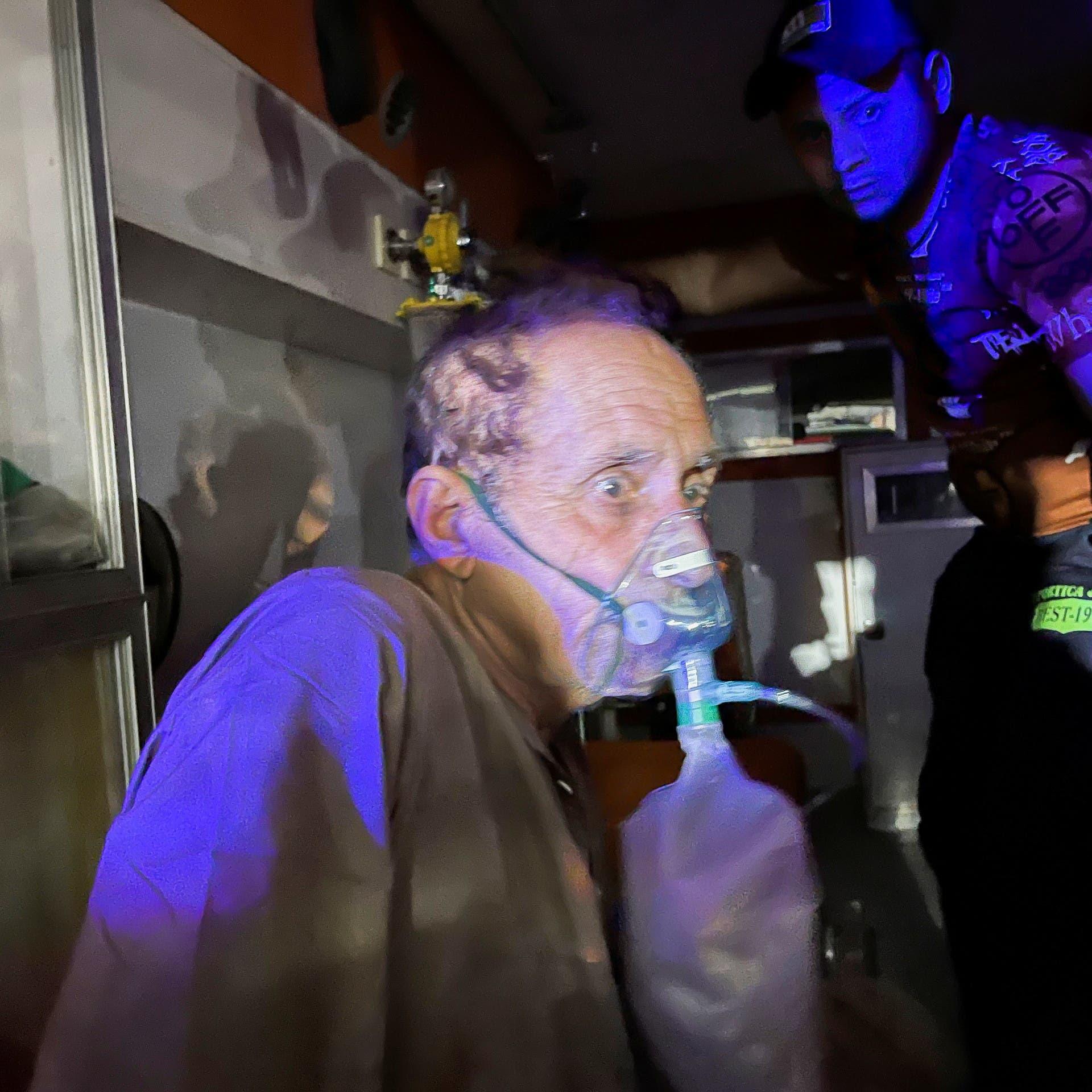 فاجعة المستشفى ببغداد.. الكاظمي يتعهد بمحاسبة المقصرين