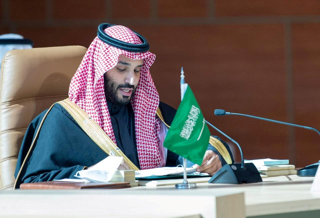 Saudi Arabia's Crown Prince Mohammed bin Salman. (Reuters)