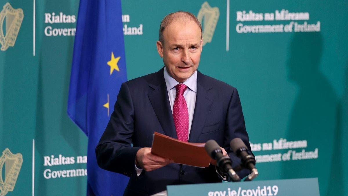 رئيس وزراء إيرلندا يوجه انتقادات حادة للاتحاد الأوروبي