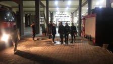 بغداد کے ایک اسپتال میں آکسیجن سیلنڈر پھٹنے سے 15 افراد ہلاک،28 زخمی
