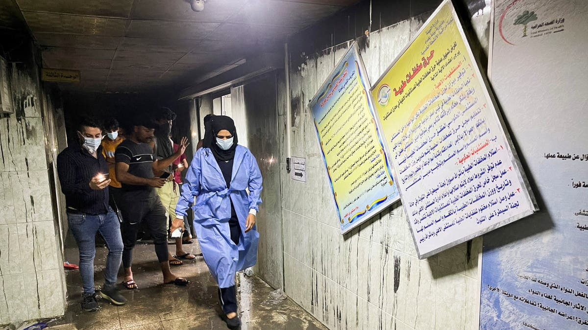 مجزرة المستشفى تصدم بغداد.. مطالبات بإقالة وزير الصحة