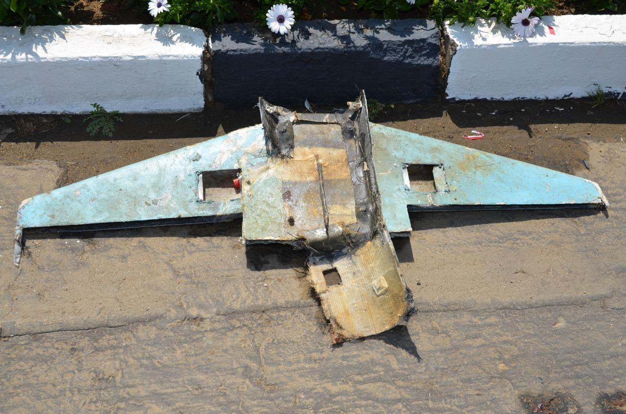 سعودی عرب کی طرف حوثیوں کا ڈرون تباہ کر دیا گیا